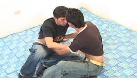 Eduardo and Deivis