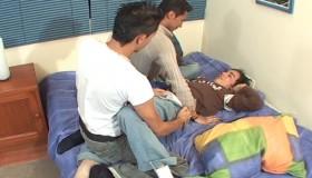 Walter, Eduardo and William