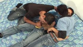 Deivis, Alfonso and Emanuel
