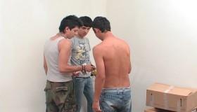 Hernan, Mauro & Javier