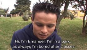 Deivis, Emanuel and Damian