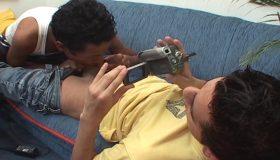 Fausto and Tomas