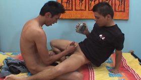 Eduardo and Sebastian