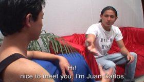 Richard and JuanCaros