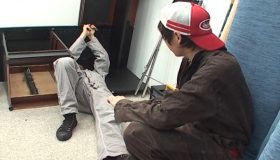 Mario and Saimont