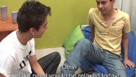 Miguel and Deivy