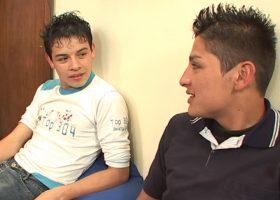 Alejandro and Ferdynan