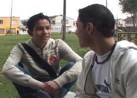 Leonardo and Gustavo