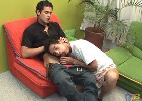Uber and Alfredo