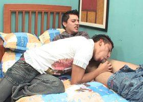 Tomas and Oscar