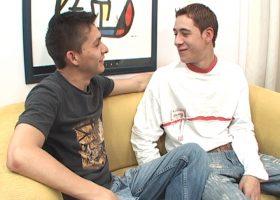 Deivis and Gustavo