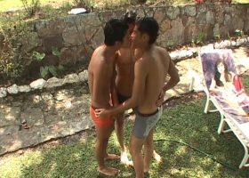 Alfonso, Alfredo and Eduardo