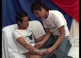Francisco and Martin