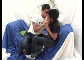Alfredo and William