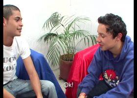 Alfredo and Jimmy