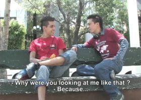 Rodrigo and Alex