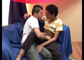 Sebastian and Wilmer