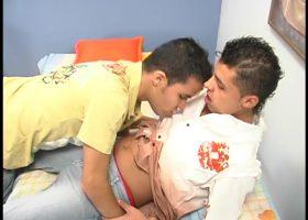 Chelo and Paulo