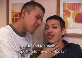 Mauricio and Wilfrido