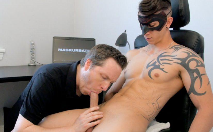 Office Suck 6 – Marc, Scene #01