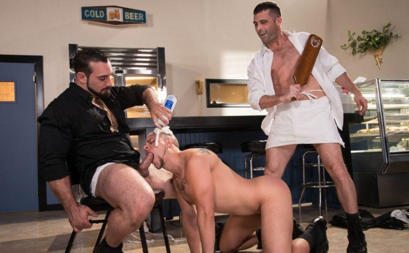 Domination Diner, Scene #03